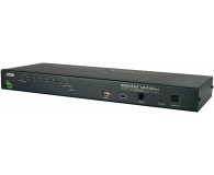 ATEN CS1708A-AT-G RACK USB/PS/2 + VGA (8 komputerów) - 206244 - zdjęcie 2