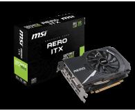 MSI GeForce GTX 1060 Aero ITX OC 6GB GDDR5 - 355280 - zdjęcie 1