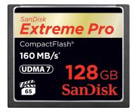 SanDisk 128GB Extreme Pro zapis 150MB/s odczyt 160MB/s  - 179835 - zdjęcie 1