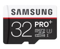 Samsung 32GB microSDHC Pro+ zapis 90MB/s odczyt 95MB/s - 241033 - zdjęcie 1