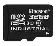 Kingston 32GB microSDHC UHS-I zapis 45MB/s odczyt 90MB/s  - 322338 - zdjęcie 1