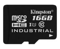 Kingston 16GB microSDHC UHS-I zapis 45MB/s odczyt 90MB/s  - 322336 - zdjęcie 1