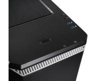 Phanteks Eclipse P400 Tempered Glass czarno-biała - 356391 - zdjęcie 5