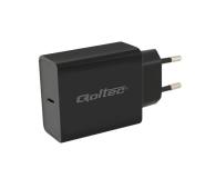 Qoltec Ładowarka sieciowa USB-C PowerDelivery 5-20V 30W  - 354675 - zdjęcie 1