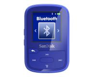SanDisk Clip Sport Plus 16GB niebieski(bluetooth,tuner FM) - 357221 - zdjęcie 1