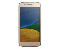 Motorola Moto G5 FHD 3/16GB Dual SIM złoty - 356682 - zdjęcie 3