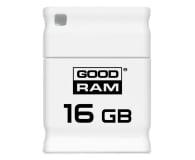 GOODRAM 16GB Piccolo zapis 5MB/s odczyt 20MB/s biały - 303194 - zdjęcie 1