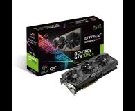 ASUS GeForce GTX 1080 Ti Strix ROG OC 11GB GDDR5X - 357765 - zdjęcie 1