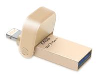 ADATA 64GB i-Memory AI920 gold (USB 3.1+Lightning)  - 339468 - zdjęcie 1