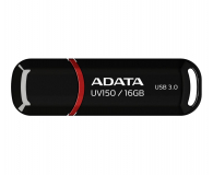 ADATA 16GB DashDrive UV150 czarny (USB 3.1) - 255423 - zdjęcie 1