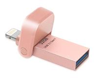 ADATA 32GB i-Memory AI920 rose gold (USB 3.1+Lightning)  - 339470 - zdjęcie 1