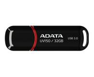 ADATA 32GB DashDrive UV150 czarny (USB 3.1) - 257001 - zdjęcie 1