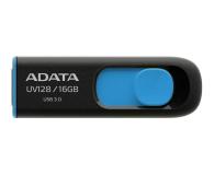 ADATA 16GB DashDrive UV128 czarno-niebieski (USB 3.1) - 255417 - zdjęcie 1