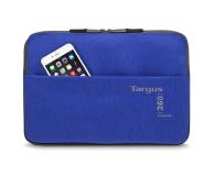"""Targus 360 Perimeter 13-14"""" Laptop Sleeve niebieski - 357865 - zdjęcie 2"""