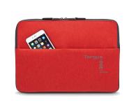 """Targus 360 Perimeter 13-14"""" Laptop Sleeve czerwony - 357867 - zdjęcie 2"""