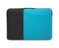 "Targus Pulse 15.6"" Laptop Sleeve czarno-niebieski - 357859 - zdjęcie 2"