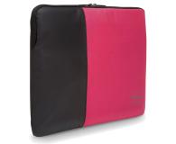 """Targus Pulse 13 - 14"""" Laptop Sleeve czarno-różowy - 357855 - zdjęcie 1"""