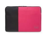 """Targus Pulse 13 - 14"""" Laptop Sleeve czarno-różowy - 357855 - zdjęcie 2"""