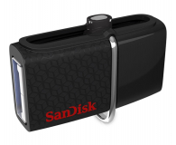 SanDisk 16GB Ultra Dual (USB 3.0) 130MB/s - 242030 - zdjęcie 1