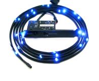 NZXT Zestaw oświetlający LED niebieski 2m - 358197 - zdjęcie 1