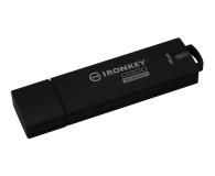 Kingston 4GB IronKey D300M zapis 12MB/s (managed) - 343011 - zdjęcie 1