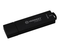 Kingston 64GB IronKey D300 zapis 85MB/s odczyt 250MB/s - 343004 - zdjęcie 1