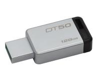 Kingston 128GB DataTraveler 50 110MB/s (USB 3.1 Gen 1) - 319000 - zdjęcie 1