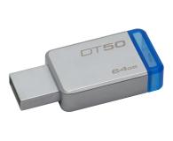 Kingston 64GB DataTraveler 50 110MB/s (USB 3.1 Gen 1) - 318998 - zdjęcie 1