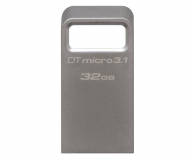 Kingston 32GB DataTraveler Micro 3.1 (USB 3.1) 100MB/s - 247147 - zdjęcie 1