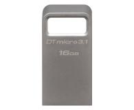 Kingston 16GB DataTraveler Micro 3.1 (USB 3.1) 100MB/s - 247146 - zdjęcie 1
