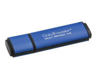 Kingston 64GB DataTraveler VP30 AES Encrypted USB 3.0 - 162181 - zdjęcie 1