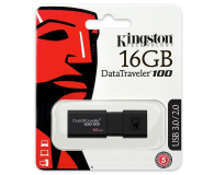 Kingston 16GB DataTraveler 100 G3 (USB 3.0) - 126209 - zdjęcie 4