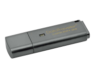 Kingston 16GB DataTraveler Locker+ G3 (USB 3.0) 135MB/s - 169208 - zdjęcie 1