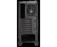 Corsair Carbide Series SPEC-ALPHA czarno-srebrna z oknem  - 353758 - zdjęcie 4