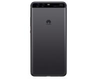 Huawei P10 DS 64GB czarny + Plecki Skóra/Filc ciemnoszary - 359862 - zdjęcie 3