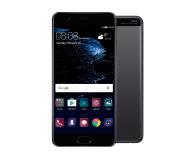 Huawei P10 DS 64GB czarny + Plecki Skóra/Filc ciemnoszary - 359862 - zdjęcie 6