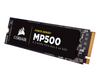 Corsair 480GB M.2 NVMe SSD Force Series MP500 - 355003 - zdjęcie 2
