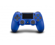 Sony PlayStation 4 DualShock 4 Wave Blue V2 - 360519 - zdjęcie 1