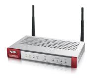 Zyxel USG40W WiFi (3x100/1000Mbit 1xWAN) - 359172 - zdjęcie 2