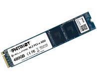 Patriot 480GB M.2 SSD PCIe Hellfire 2280  - 323168 - zdjęcie 2