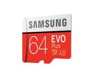 Samsung 64GB microSDXC Evo Plus zapis60MB/s odczyt100MB/s  - 360784 - zdjęcie 4