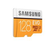 Samsung 128GB microSDXC Evo zapis 90MB/s odczyt 100MB/s  - 360778 - zdjęcie 2