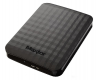 "Maxtor 500GB M3 Portable 2,5"" czarny USB 3.0 - 329790 - zdjęcie 2"