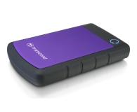 Transcend StoreJet 25 H3P 1TB USB 3.0 - 218406 - zdjęcie 2