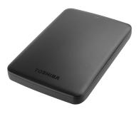 Toshiba 1TB Canvio Basics 2,5'' czarny USB 3.0 - 204828 - zdjęcie 2