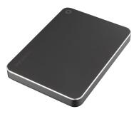 Toshiba 1TB CANVIO PREMIUM 2,5'' ciemnoszary USB 3.0 - 323932 - zdjęcie 2
