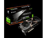 Karta graficzna NVIDIA Gigabyte GeForce GTX 1080 Ti Aorus 11GB GDDR5X