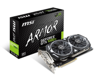 MSI GeForce GTX 1080 Ti ARMOR OC 11GB GDDR5X