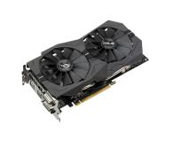 ASUS Radeon RX 570 STRIX OC 4GB GDDR5  - 361264 - zdjęcie 2