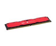 GOODRAM 4GB 2400MHz IRIDIUM Red CL15 - 361592 - zdjęcie 2